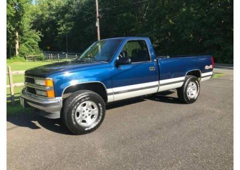 1995 Silverado C\K1500 - $6700